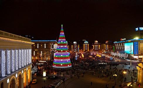 Новый Год в КИЕВЕ.