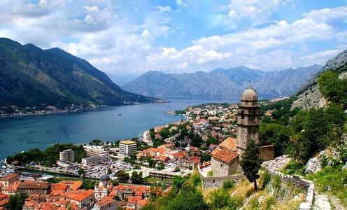 ЭКСКУРСИИ в Европе + ОТДЫХ в Черногории:  Маршрут #6.