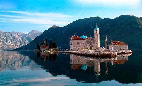 ЭКСКУРСИИ в Европе + ОТДЫХ в Черногории:  Маршрут #5.