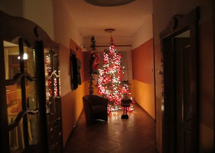 Рождество в горах (КАРПАЧ).